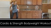 CARDIO &  STRENGTH  Bodyweight Workout