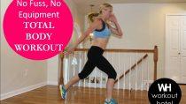 No Fuss Total Body Workout