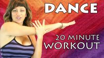 20 Minute Dance Workout For Beginners At Home Upper Body Toning