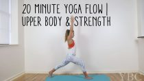 20 Minute Yoga Flow | Upper Body & Strength