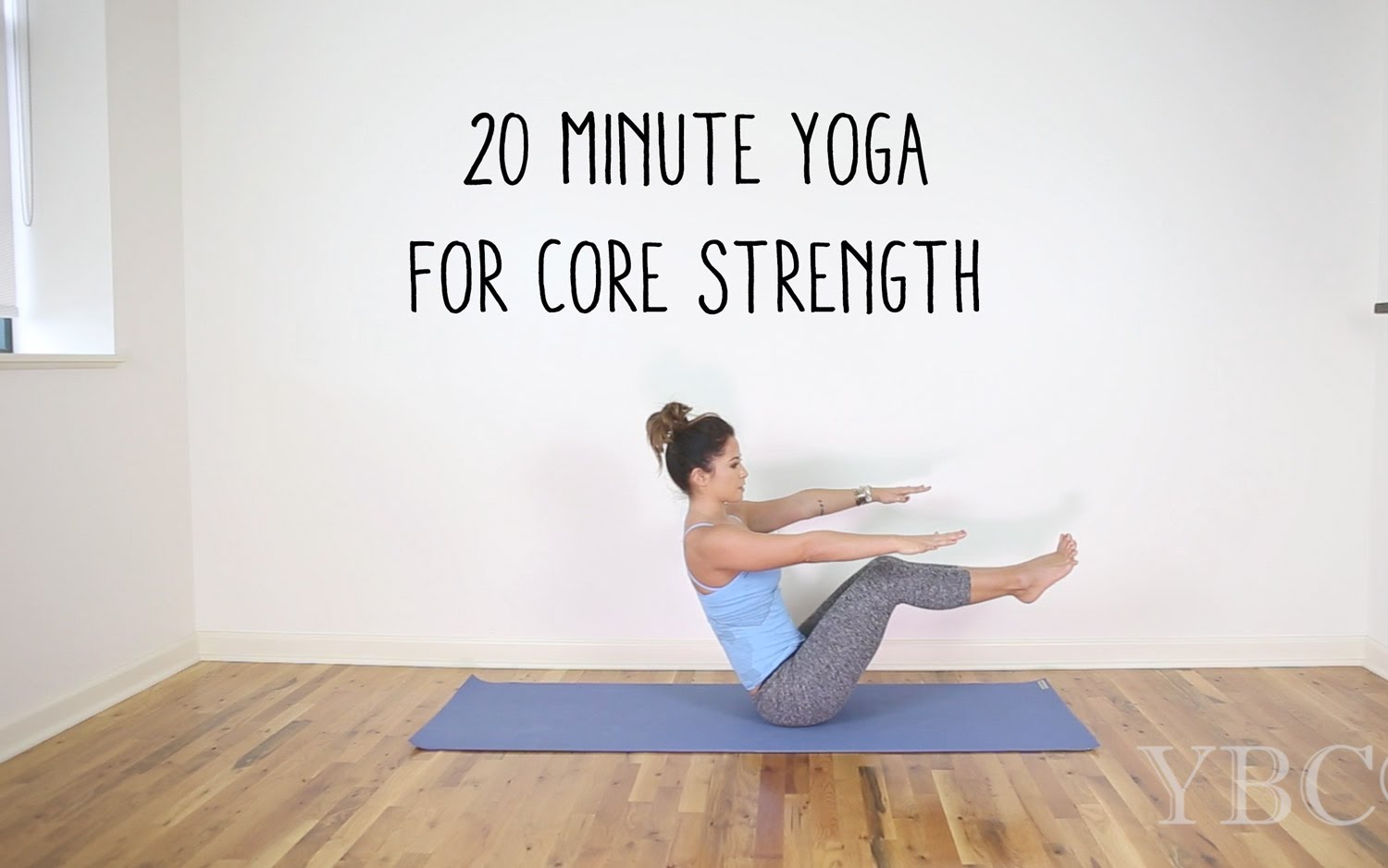 20 Minute Yoga for Core Strength
