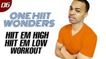 30 Min. HIIT Em' High HIIT Em' Low – Dumbbells Workout | One HIIT Wonders #06