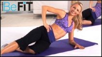 Ab Conditioning Workout: Tracey Mallett | Lose The Belly Flab