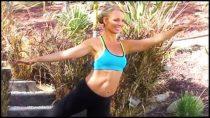 Ballet Booty: Sleek Lean Thighs Workout- Tracey Mallett