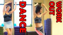 Dance Workout! 12 Minute Full Body Cardio with Music | Beginners Home Fitness