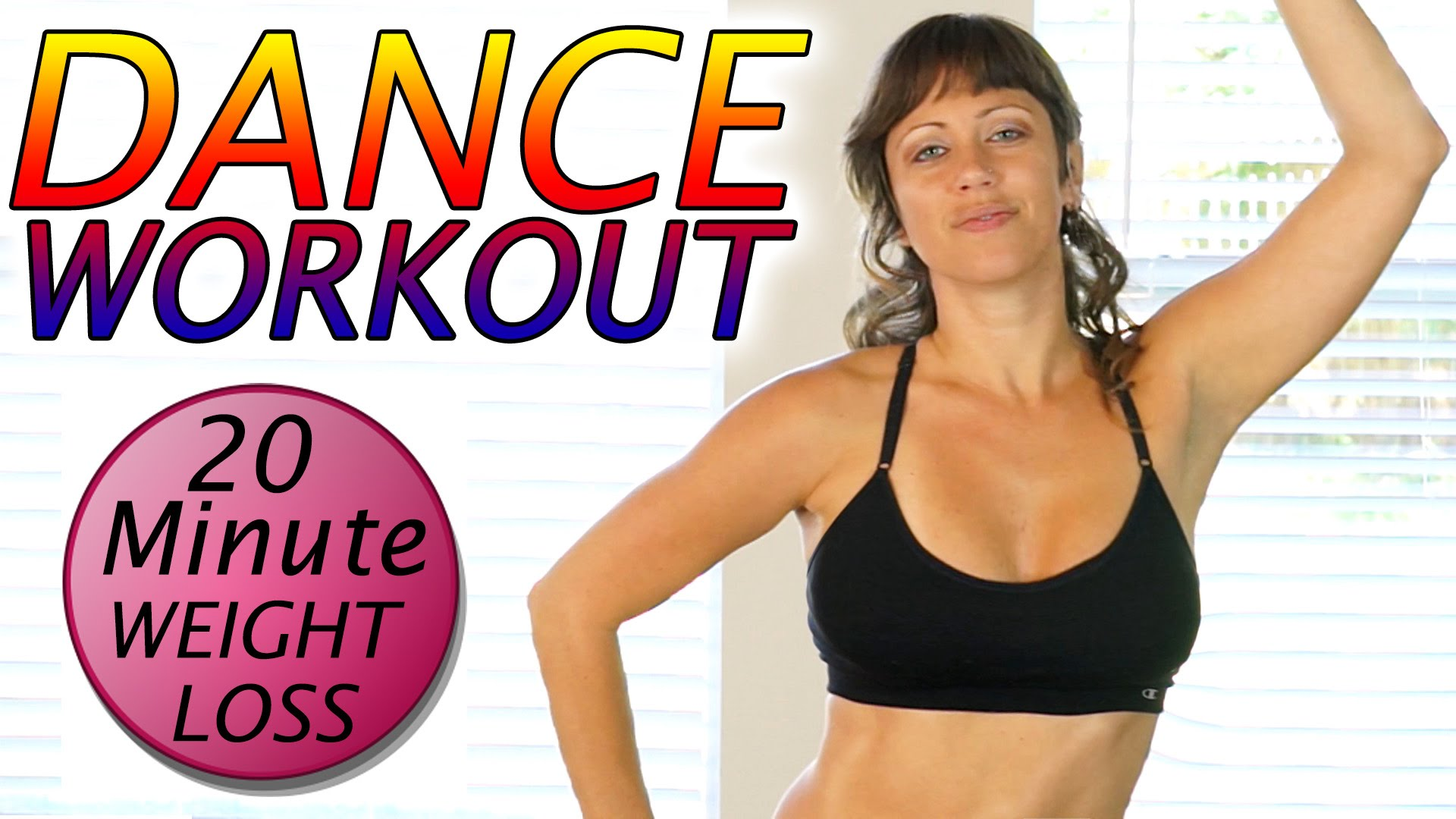 Dance Workout For Beginners at Home Cardio Weight Loss Aerobic Exercises