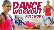 Dance Workout for Beginners: Fun & Fit Full Body Fitness! Pilates Inspired Exercise Routine