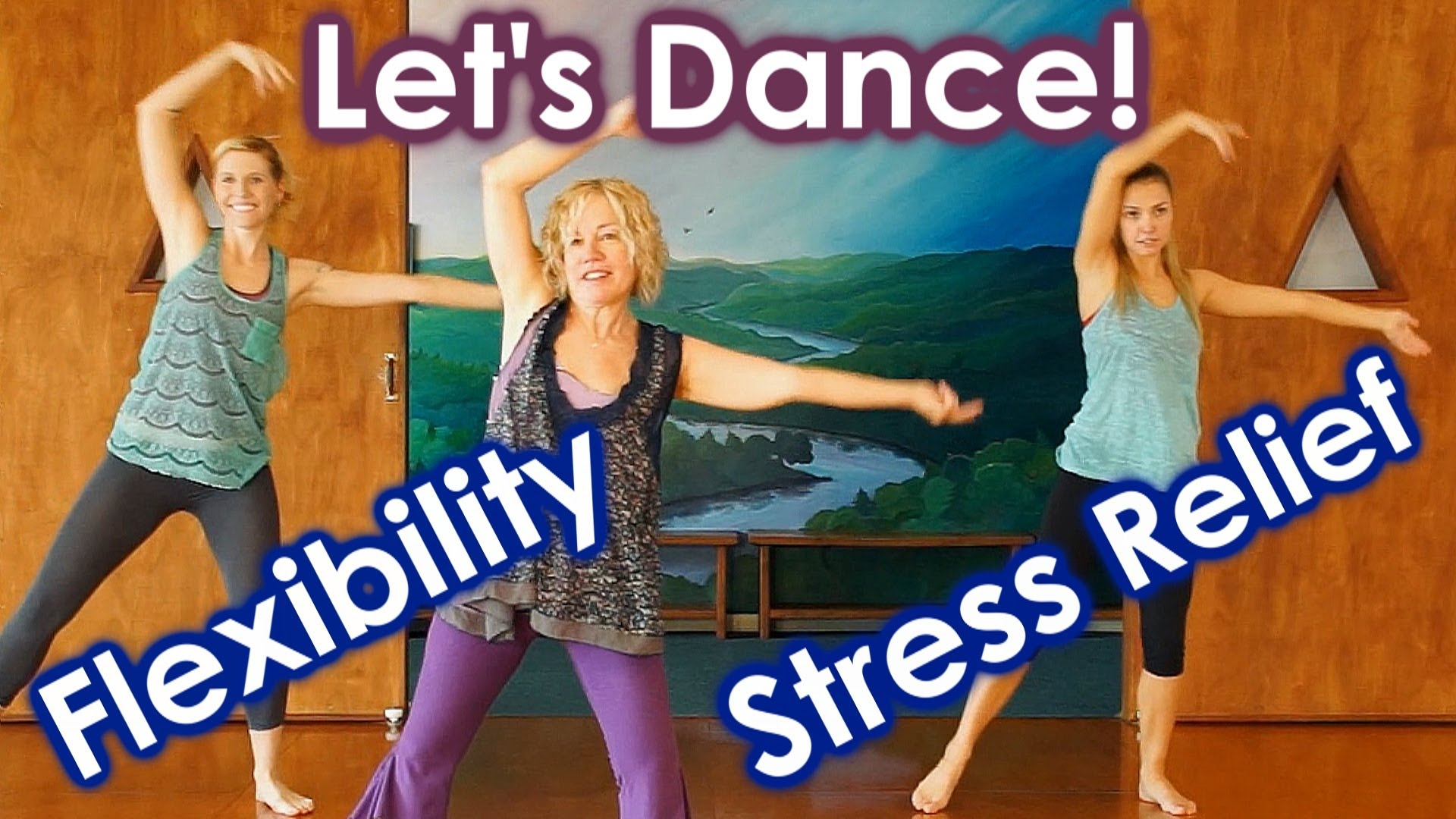 Fun Dance Workout Routine For Beginners To Do At Home – Dance w/ Donna