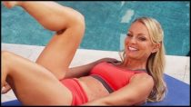Poolside Pilates Abs & Booty Burn Workout- Tracey Mallett