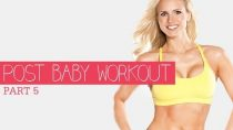 POST NATAL Workout Series – Part 5 (New Mom Workout…Beginners TOO!!)