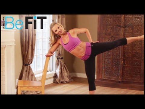 Tracey Mallett: Barre Craze Legs & Buns Workout