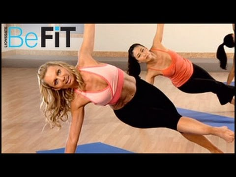 Tracey Mallett: Booty Barre | Abs & Flexibility Workout