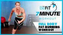 7 Minute Workout: Full Body Fat-Burning Cardio