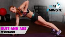 Butt and Abs Workout: 7 Minute Workout Series