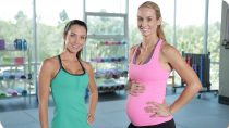 One on One Second Trimester Maternity Workout with Autumn Calabrese