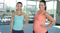 One on One Third Trimester Maternity Workout with Autumn Calabrese