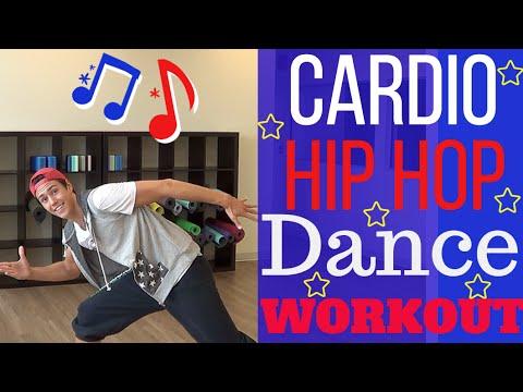 10 Minute Cardio Dance Hip Hop