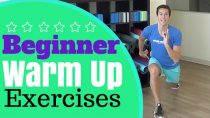 Beginner Warm Up Exercises