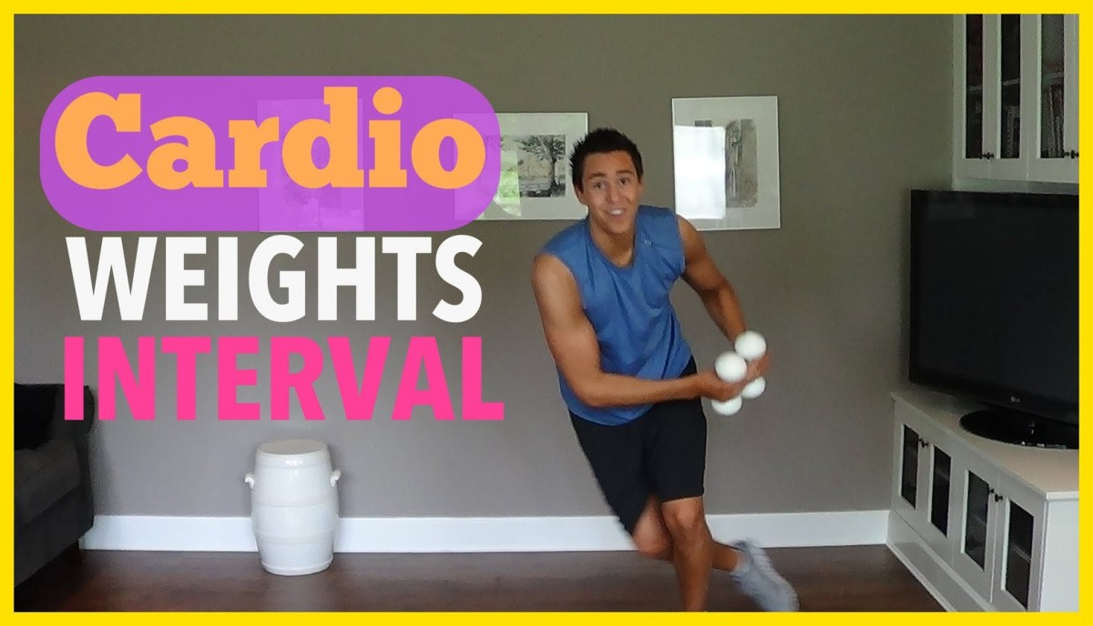 Cardio Weights Interval Workout