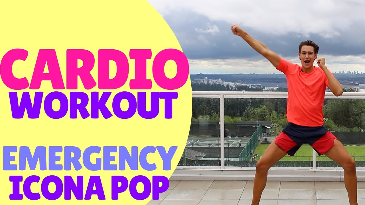 EMERGENCY- ICONA POP | LOW IMPACT CARDIO FITNESS