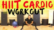 HIIT Cardio Workout at Home High Intensity Interval Training