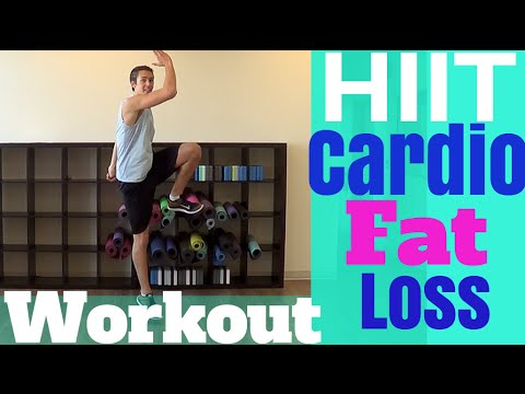 HIIT Cardio Workout for FAT Loss and WEIGHT Loss