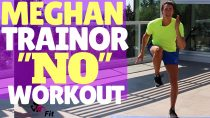 "Meghan Trainor ""NO"" CARDIO LEGS Workout"