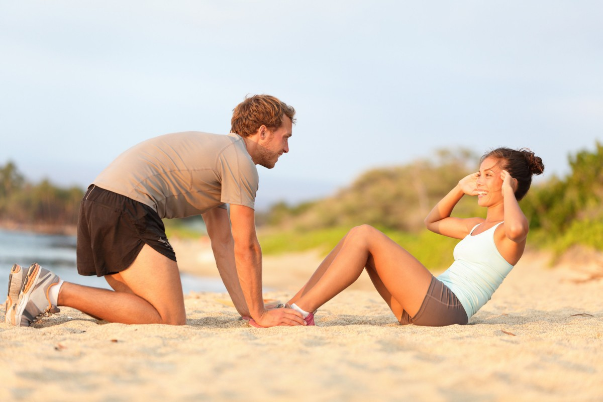 couples partners workouts