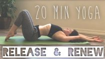 """Laid Back"" Yoga Flow to Release & Renew"