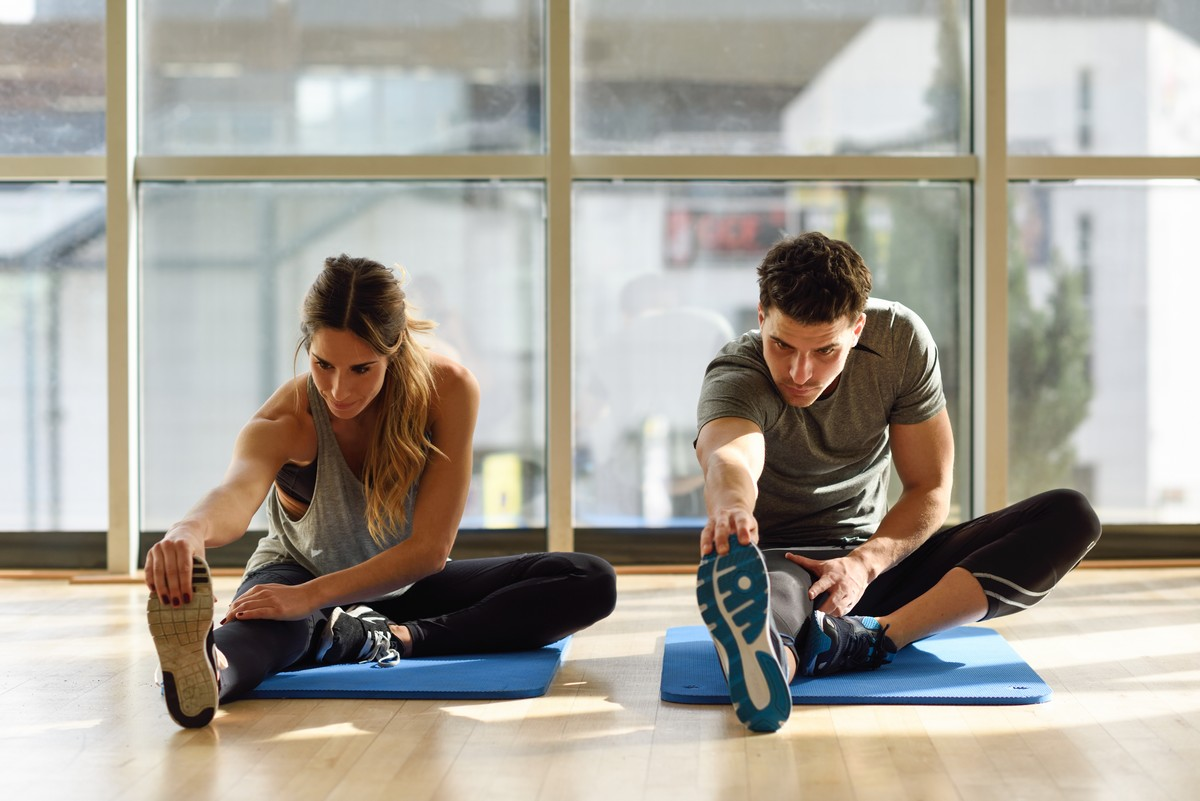 Easy Stretching Exercises For Better Health