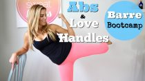 Abs & Love Handles Workout | Barre Bootcamp