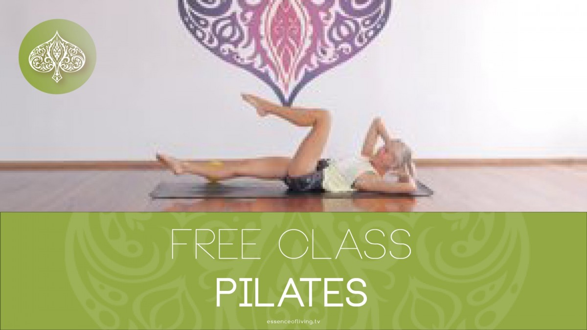 All About The Waist Pilates – Erin Bourne