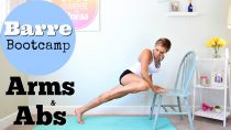 Arms & Abs Workout | Barre Bootcamp