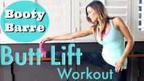 Butt Lift Workout | Barre Bootcamp