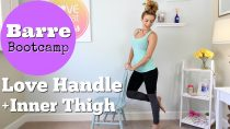 Love Handle Thigh Slimming | Barre Bootcamp
