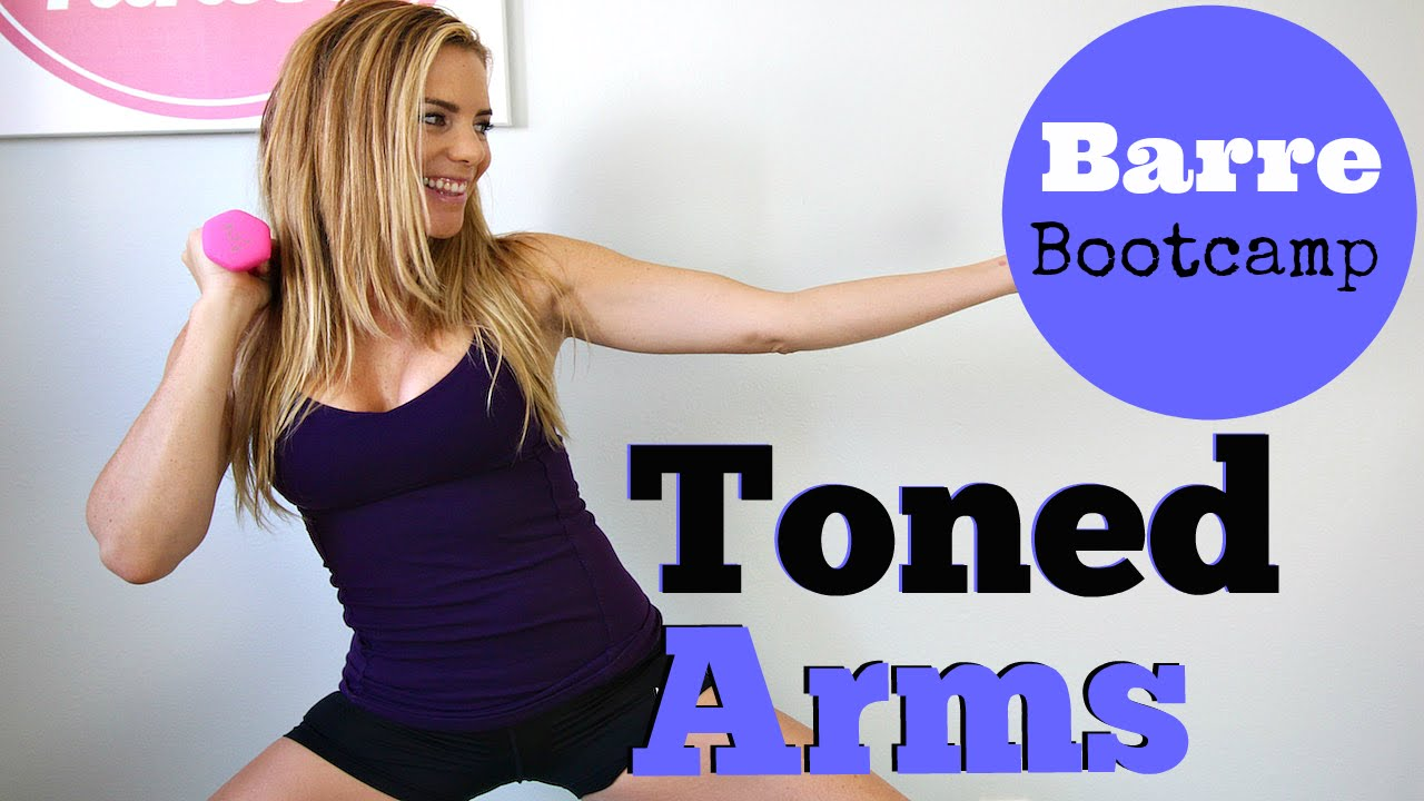 Toned Arms Workout | Barre Bootcamp