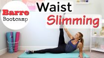 Waist Slimming Workout | Barre Bootcamp