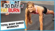 30 day fat burn cardio extreme workout  fitya