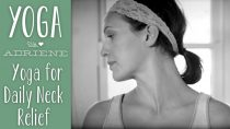 Yoga For Daily Neck Relief