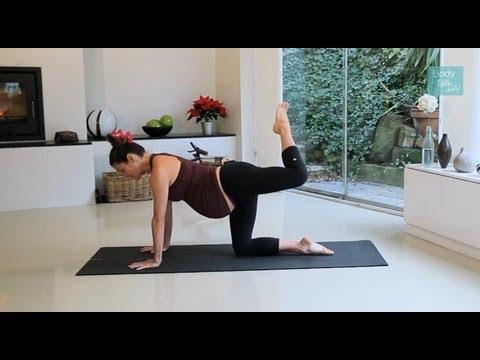pregnancy yoga episode 4  fitya