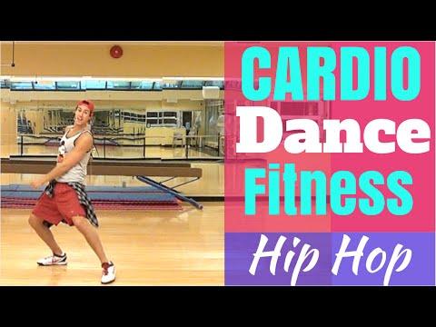 cardio dance fitness  hip hop workout  fitya