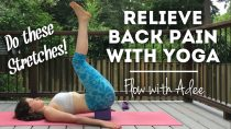 20 minute stretches for hip  back pain how to stretch